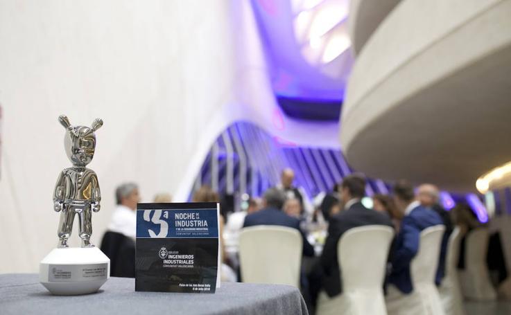 Los ingenieros industriales valencianos celebran sus premios