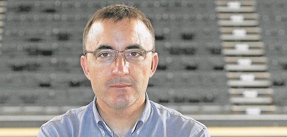 Chechu Mulero: «No sé si habrá algún cuerpo técnico mejor que el nuestro en la Liga»