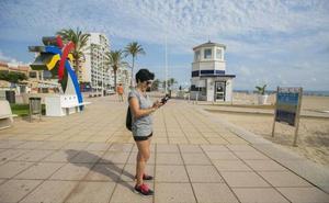 Estas son las playas españolas que tienen wifi