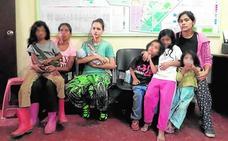 Un rapto psicológico en la selva: así vivió la joven ilicitana en Perú