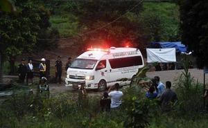 El rescate de cuatro niños de la cueva de Tailandia alienta la esperanza