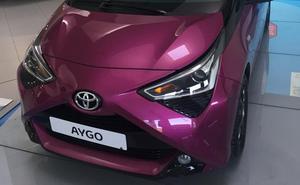 El nuevo Aygo llega a Toyota Valencia