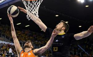 El Valencia Basket ficha a Mike Tobey hasta 2020