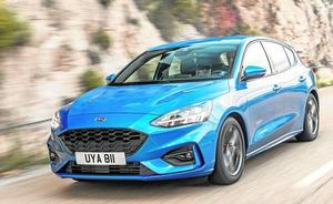 Ford Focus: Preparado para ser líder