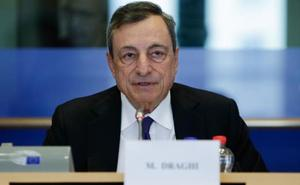 Draghi reclama a la UE más «unidad» para combatir el «creciente proteccionismo»