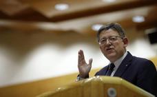 Rifirrafe entre Compromís y PSPV por la comparecencia de Ximo Puig en el Senado
