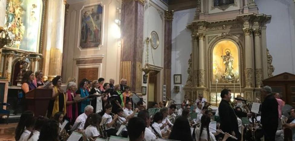 Un pasodoble festero para Sant Roc