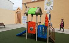 Renovación de espacios de ocio infantiles