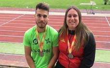 Mayor y Prats se cuelgan la plata en el Nacional sub-23