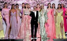 Hannibal Laguna en la Mercedes Fashion Week