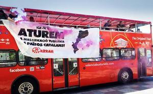 Los extremistas de Arran atacan el turismo
