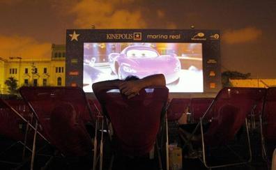 Dónde ver cine bajo las estrellas en Valencia