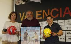 Medio millar de jugadores en el Trofeo Fútbol Playa Ciudad de Valencia