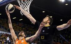 Mike Tobey, visto por Chechu Mulero: «Es el jugador alto más rápido de la ACB»