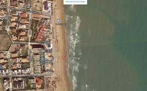 Muere un bañista ahogado en la playa de la Mata de Torrevieja
