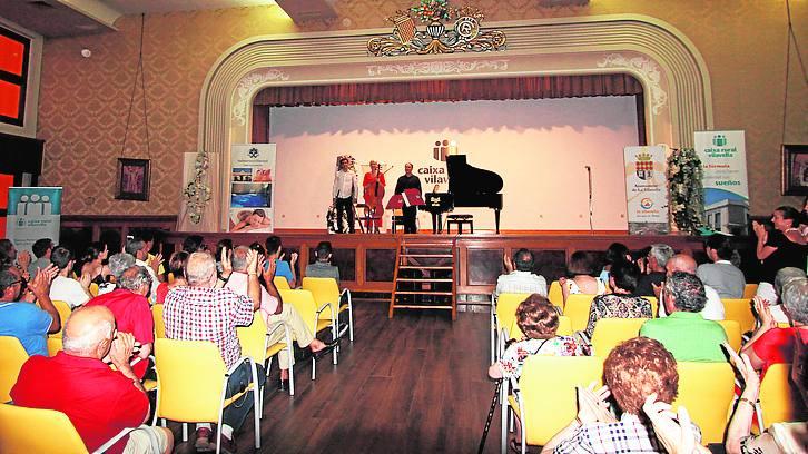 Caixa Rural Vilavella patrocina 'Classical Music'