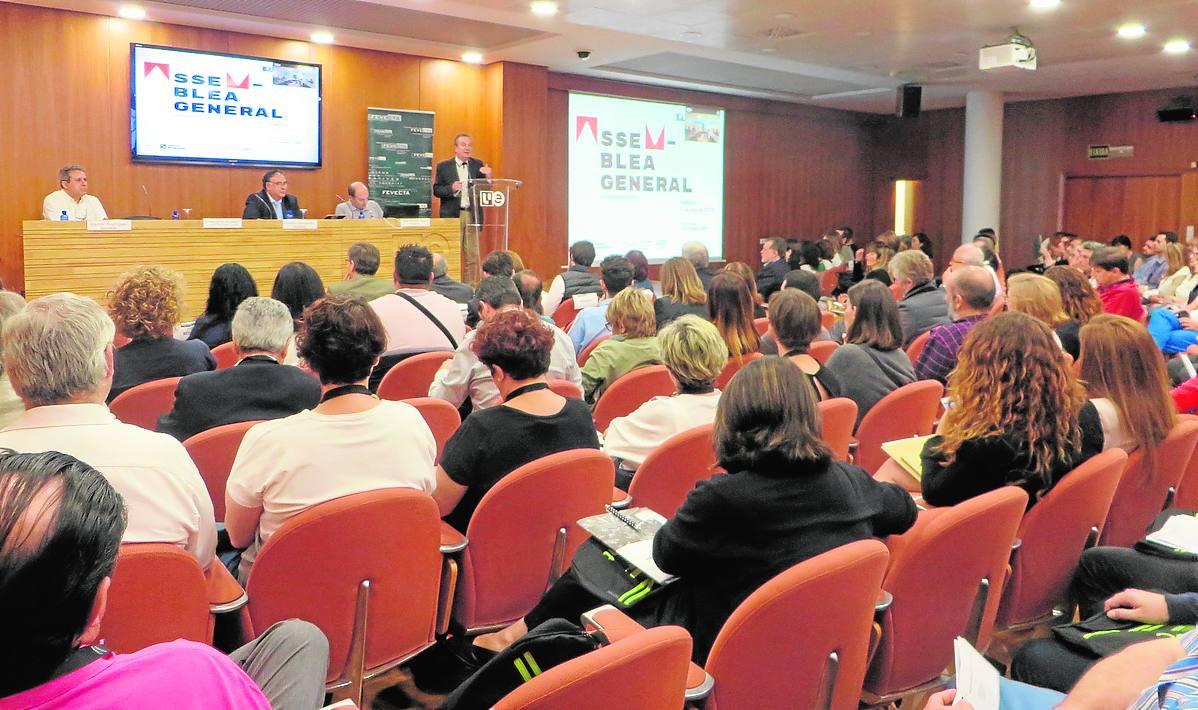 La Comunitat lidera en 2017 la creación de cooperativas de trabajo