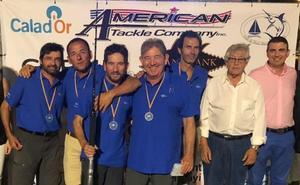 El barco 'Sedal Dos', bronce en el Campeonato de España de Pesca en Altura Curricán