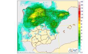 El tiempo para hoy: alerta amarilla en Valencia y Castellón por tormentas y granizo