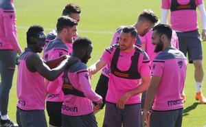 El Levante UD se reencuentra con el balón