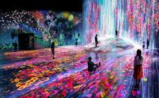 El museo digital más espectacular del mundo