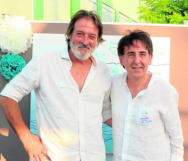 Miquel Ruiz toma el relevo a Luiso Cervellera en la presidencia de UCEV