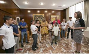 El Club Atlético de Halterofilia persigue nuevos retos en el campeonato de España