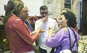 La embajada de Israel califica de «antisemita» la moción del tripartito en el Ayuntamiento