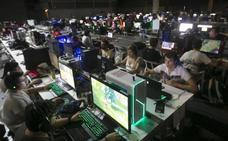 Más de 40.000 gamers toman Valencia en la DreamHack 2018