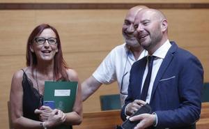 El pleno de la Diputación de Valencia acepta la renuncia de Jorge Rodríguez