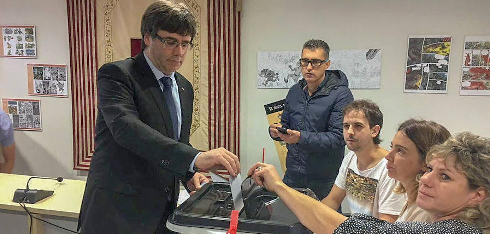 El revés de la justicia alemana complica el desenlace del juicio a Puigdemont