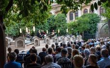 El Monasterio de Cotalba: música, gastronomía y cultura