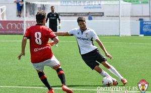 El Ontinyent CF refuerza su línea defensiva con el fichaje del joven Kike Torrent