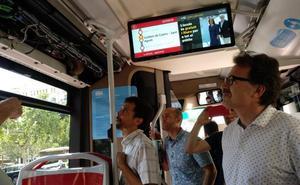Grezzi prepara un plan para priorizar la segregación de más carriles bus