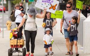 Identificados 313 niños hondureños separados de sus padres por la política migratoria de EE UU