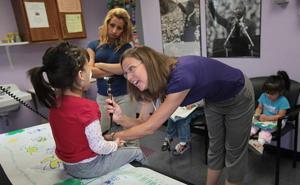 Las frases más divertidas oídas a los padres en urgencias de Pediatría