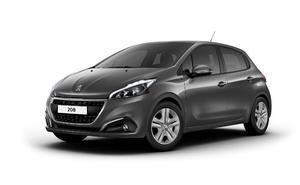 Serie 'signature' para el Peugeot 208