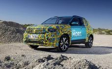 Volkswagen Navarra fabricará el T-Cross