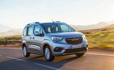 El Opel Combo, ya a la venta en España