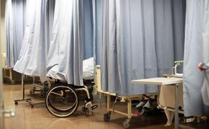 Colapso en Urgencias del Hospital de Alzira a los tres meses de la reversión