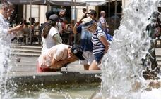 Sanidad activa la alerta naranja por calor en más de 100 municipios valencianos