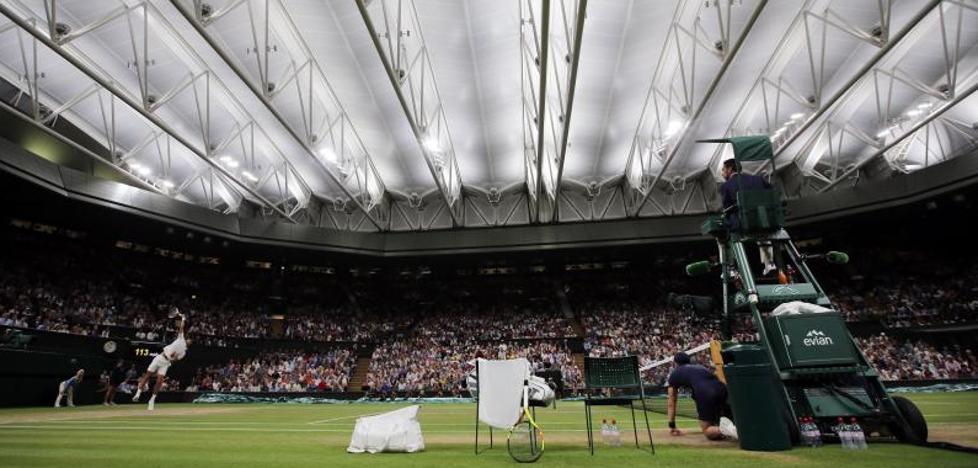 Horario de la final de Wimbledon 2018 y cómo verla por televisión