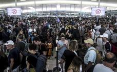 Aviso de huelga en los aeropuertos desde finales de julio, en plena temporada alta