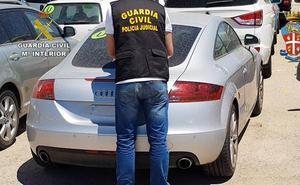 Operación Macchina: cae una banda que robaba coches de lujo en Italia para venderlos en Valencia
