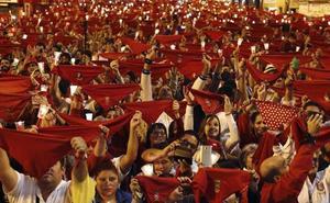 La letra del 'Pobre de mí' que pone punto final a San Fermín