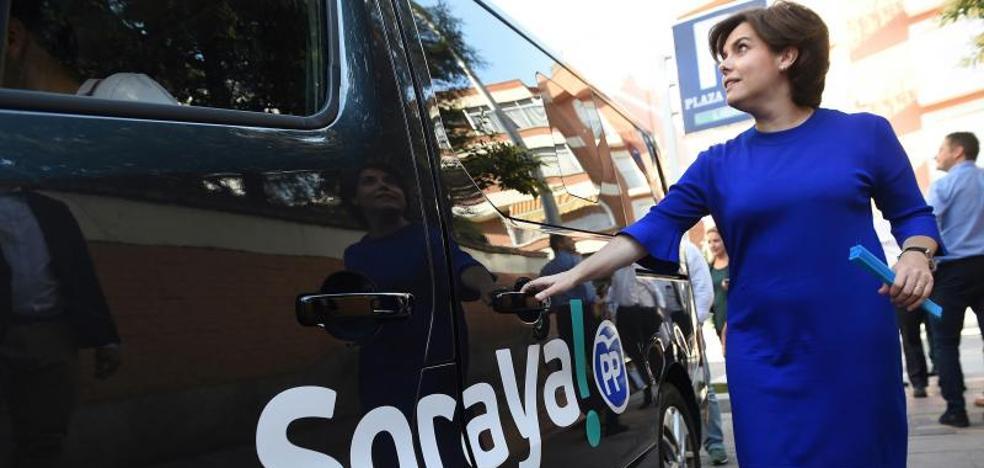 Santamaría pide investigar la autoría del vídeo contra su candidatura