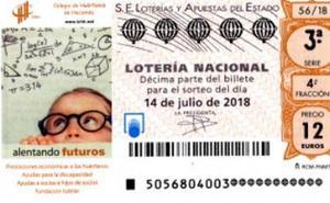 Lotería Nacional | El Sorteo Especial de Julio riega de millones Lorca y Oviedo