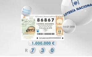 Sorteo Especial de Julio: resultados de la Lotería Nacional del sábado 14