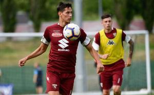 Lukic ya se luce con el Torino