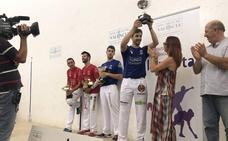 Puchol II y Carlos, campeones de Copa
